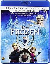 Best frozen dvd blu ray 3d Reviews