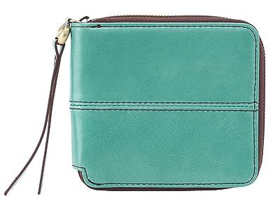 Hobo Zippy (Seafoam) Handbags