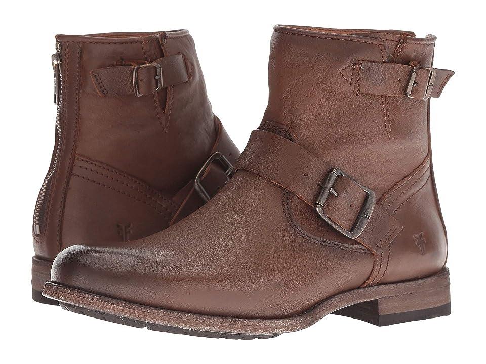 Frye Tyler Engineer (Cognac) Cowboy Boots
