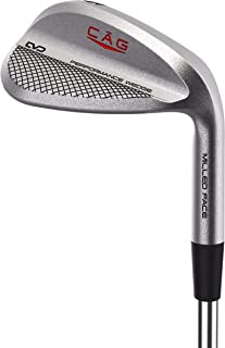 CĀG Golf, LVD Gap Wedge, 52 Degree Men's Golf Wedge, Golf Wedges for Men, Right Hand Oriented Wedge Club