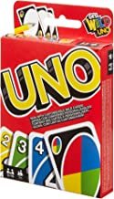 Mattel UNO Gioco di Carte, W2087