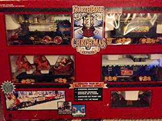 Best toy state north pole christmas express train set Reviews