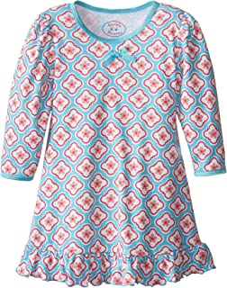 Sara's Prints Baby Girls' Puffed Sleeve Nightgown