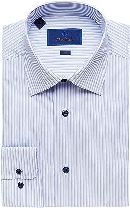 Trim Fit Long Sleeve Dress Shirt