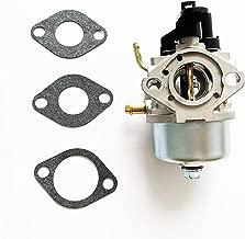 Aquiver Auto Parts New Carburetor for Toro CCR2400 CCR2450 CCR2500 CCR3000 CCR3600 CCR3650 210 221 Snowblower Powerclear Lawnboy Insight Carb, 38518 38584 38538 38413 with Briggs & Stratton Engine