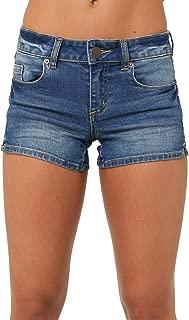 Women's Classic Denim Short Bottoms