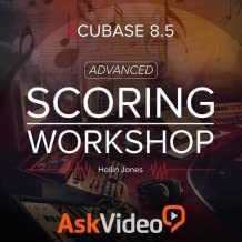 Advanced Scoring For Cubase 8.5 by Ask.Video 209