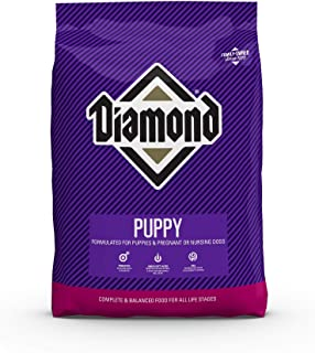 Diamond Premium Puppy Complete and Balanced Dry Dog Food Formula with Protein, Probiotics and Healthy Fat That Provide Hig...