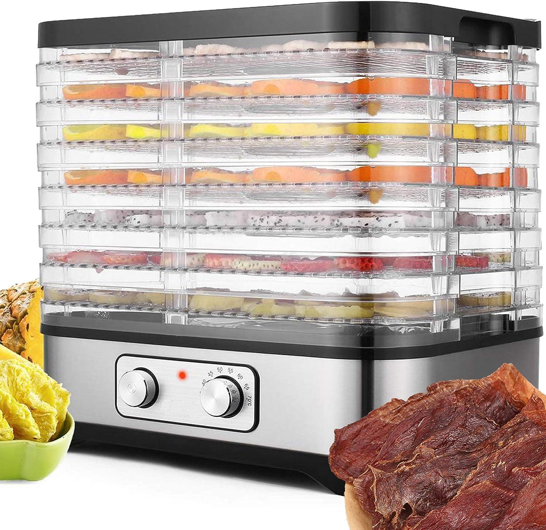 Food Dehydrator with Digital 7-Tray Control El Paso Mall Electric Temperature Surprise price