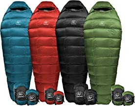 Best super down sleeping bag Reviews