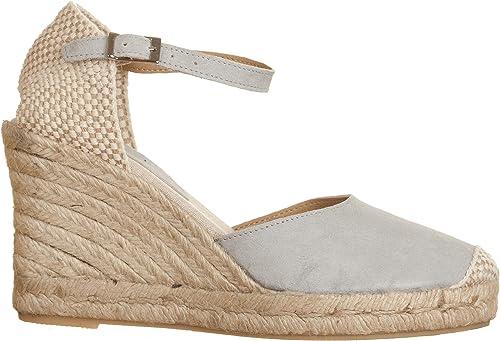 Vialechaussures , Chaussures de ville ville à lacets pour femme gris gris  qualité de première classe