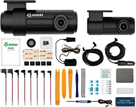 DOD RC500S-2CH + 32GB Micro SD Card + Hardwiring Kit + Install Kit