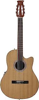Ovation Applause Guitarra Electro-Acústica Mid Cutaway natural satin AB24CII-CED