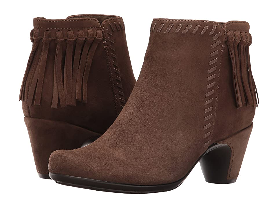 Earth Zurich Earthies (Taupe Grey Suede) Women