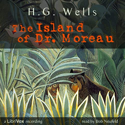 Island Of Doctor Moreau by H. G. Wells FREE