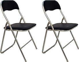 Amazon.es: sillas plegables acolchadas
