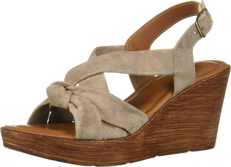 Bella Vita Women's Wes-Italy Sandal メーカー直売 Wedge 販売実績No.1 Slingback