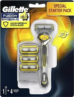 Gillette Fusion5 ProShield Razor Plus 3 Blade Refills