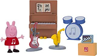 Peppa Pig Little Rooms Music Studio Playset