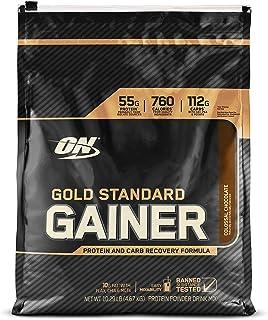 ゴールドスタンダード ゲイナー 10LB チョコレート (Gold Standard Gainer 10LB Colossal Chocolate) [海外直送品]