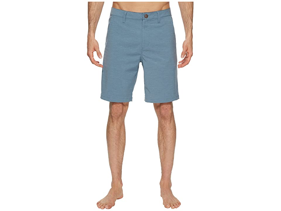 Vans Authentic Microplush Decksider Boardshorts (Copen Blue) Men
