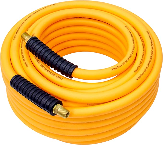 """Fitted Air Compressor Hose 12mm 1//2/"""" 10-20m Australian Nitto Type Air Tool Hose"""