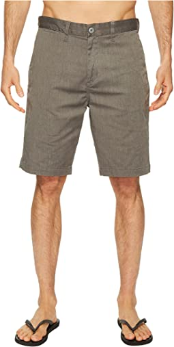 DC - Worker Heather Straight Walkshorts