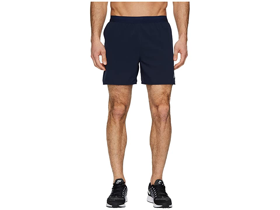 Nike Flex Stride 5 Running Short (Obsidian/Atmosphere Grey) Men