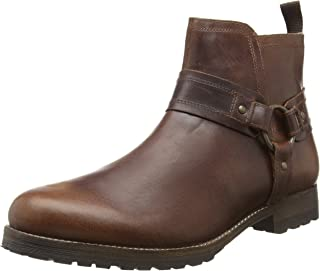 Red Tape Men's Bradley Casual Zip Stirrup boot