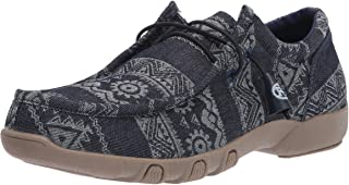ROPER Chillin Aztec womens Moccasin