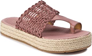 Boyde Women's Sandals & Flip Flops Dusty Rose Size 10 M (BT26489)