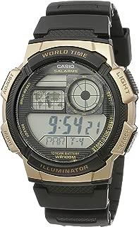 Casio Watch With Movement Quartz Japanese Man Ae-1000W-1A340.0Mm, Digital Display