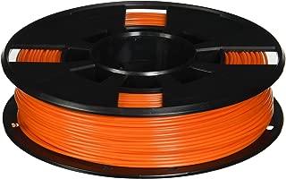 MakerBot PLA Filament, 1.75 mm Diameter, Small Spool, Orange