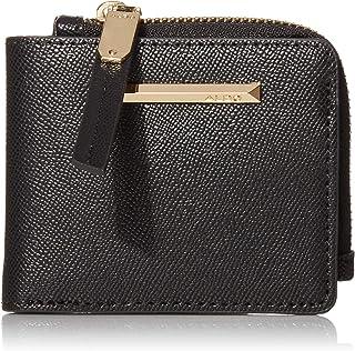 ALDO Women's Kederiwet Minimalist Wallet, Black