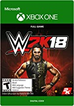 WWE 2K18 - Xbox One [Digital Code]