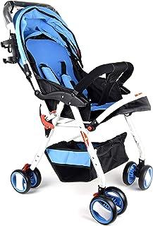 Baby Plus Baby Stroller, Blue, BP8482-BLUE