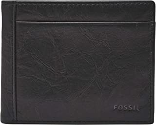 Fossil Men's Neel Flip Id Bifold Leather Wallet