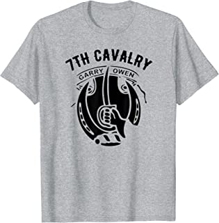 7th Cavalry Regiment - Army Unit of Seventh Cavalry T-shirt
