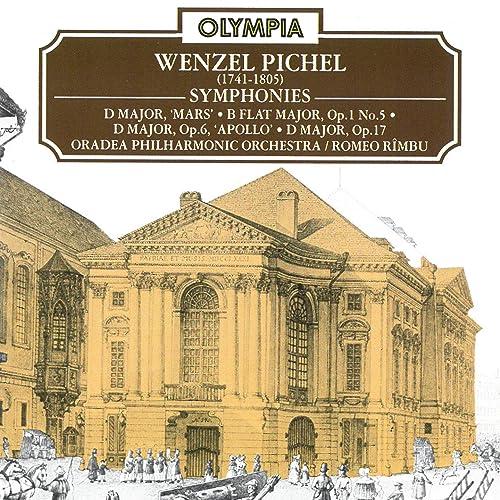 Amazon.com: Symphony in B flat major in B-Flat Major: II ...