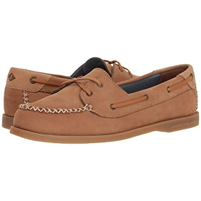 Sperry A/O Venice Leather (Tan) Women