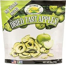 Dried Tart Apple Chips