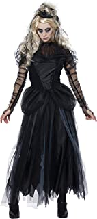 Women's Dark Princess Adult Woman Costume