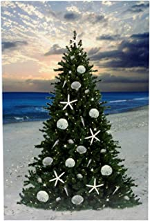 Best christmas tree lighted canvas Reviews