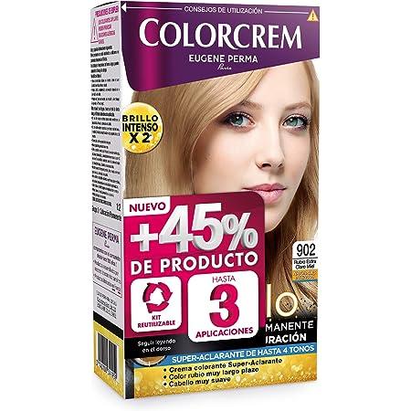 Colorcrem Color & Brillo - Tinte Permanente Mujer - Tono 73 ...
