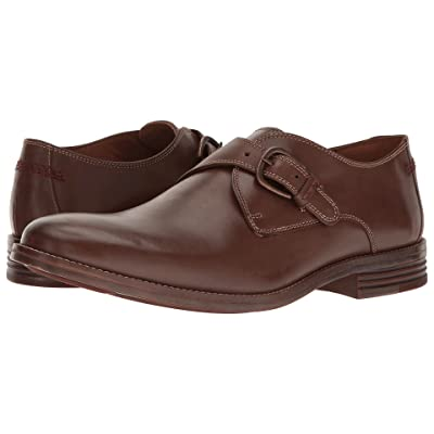 Hush Puppies Ardent Parkview (Brown Leather) Men