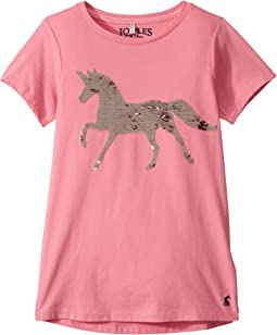 Pink Sequin Horse