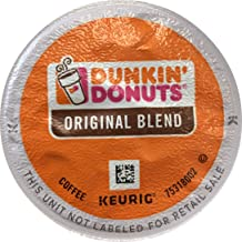 Dunkin Donuts Original K-Cup Pods, Original Blend, 24 Count (Packaging May Vary)