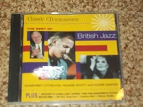 JOSHUA BELL CD THE BEST OF BRITISH JAZZ