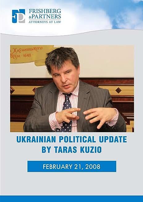 Ukrainian Political Update (English Edition)