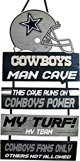 Forever Collectibles NFL Mens Man Cave Design